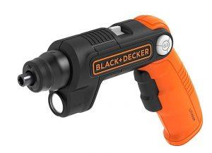 Black+Decker BDCSFL20C-QW Atornillador con Batería de